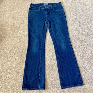 Levi's Low Rise Bootcut Dark wash Jeans